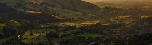 millstoneedge derwentvalley hopevalley sunset lastlight evening derbyshire peakdistrict hathersage
