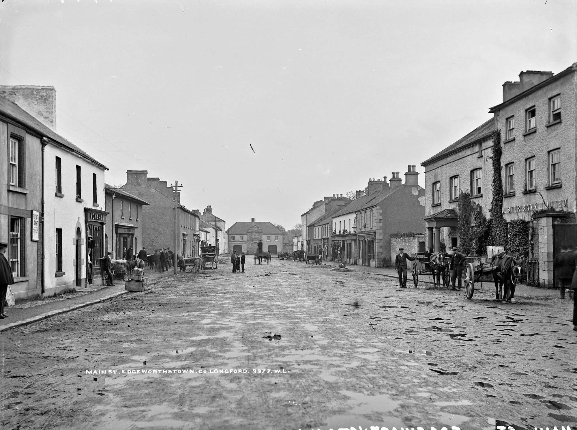Main St. Edgeworthstown, Co. Longford