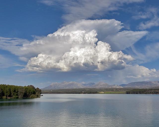 Las bellas nubes