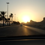 On my Way to Dschabal Hafit