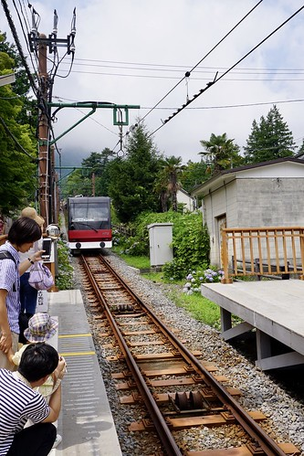 Cabletrain Hakone | by chillyistkult