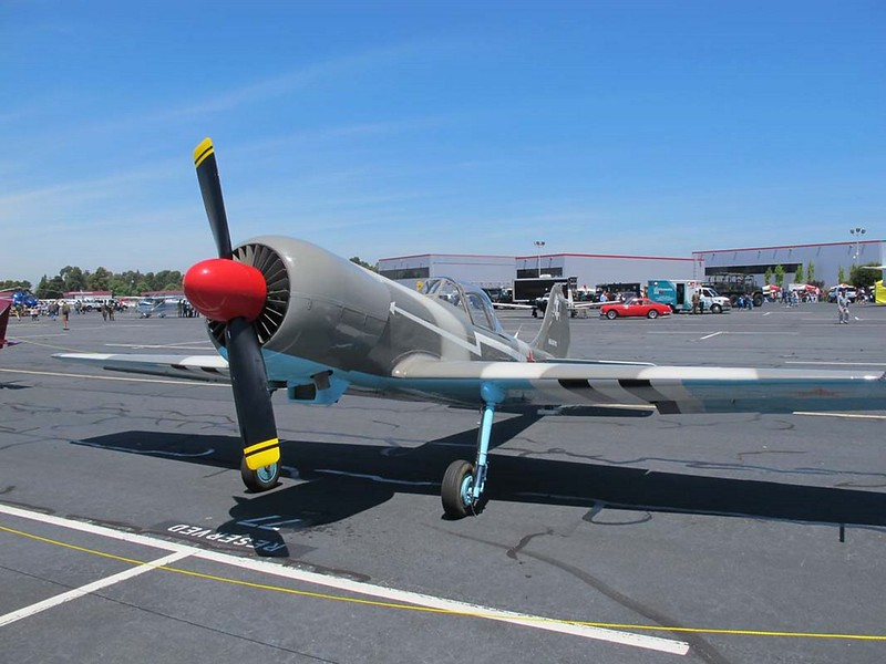 Yakovlev Yak-50 1