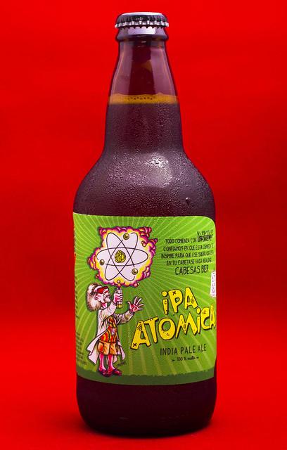 Cabesas IPA Atomica