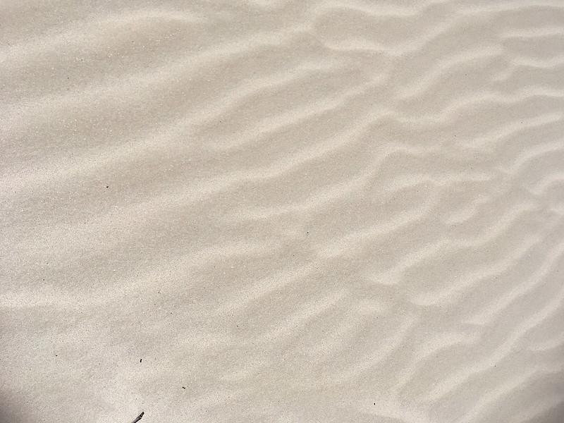 South Australia - Streaky Bay - beach sand