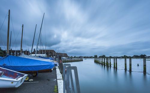 bosham harbour longexposure greyskys