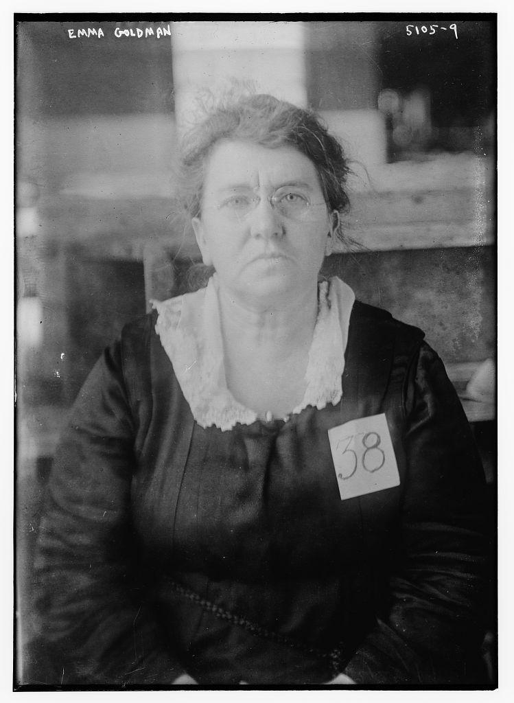 Emma Goldman (LOC)