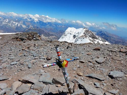 Cumbre Aconcagua