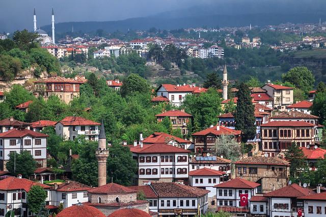 Traditional Ottoman House, Safranbolu, Turkey
