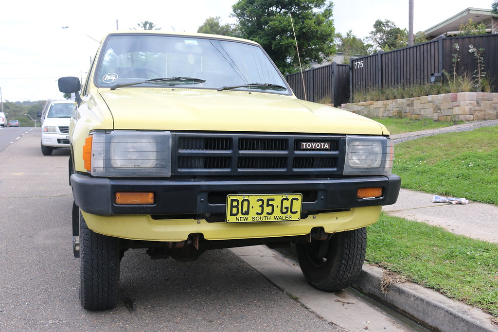 1985 toyota hilux ute | Used Toyota Hilux for Sale  2019-02-01