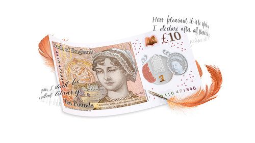 New £10 Note | by Bank of England