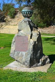 John Forrest memorial