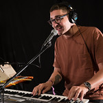 Sat, 29/07/2017 - 12:07pm - alt-J Live in Studio A, 7.29.17 Photographer: Veronica Moyer