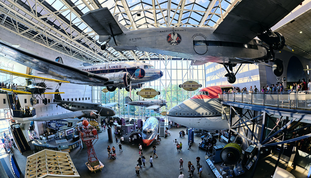 Smithsonian National Air And Space Museum Washington Dc Flickr