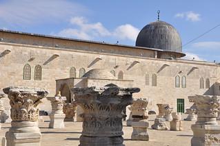 Mesquita d'Al-Aqsa, Jerusalem   by Monestirs Puntcat