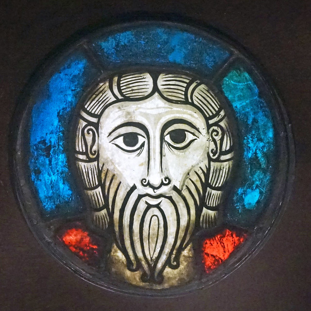 Le Christ de Wissembourg (musée de l'Oeuvre Notre-Dame, Strasbourg)