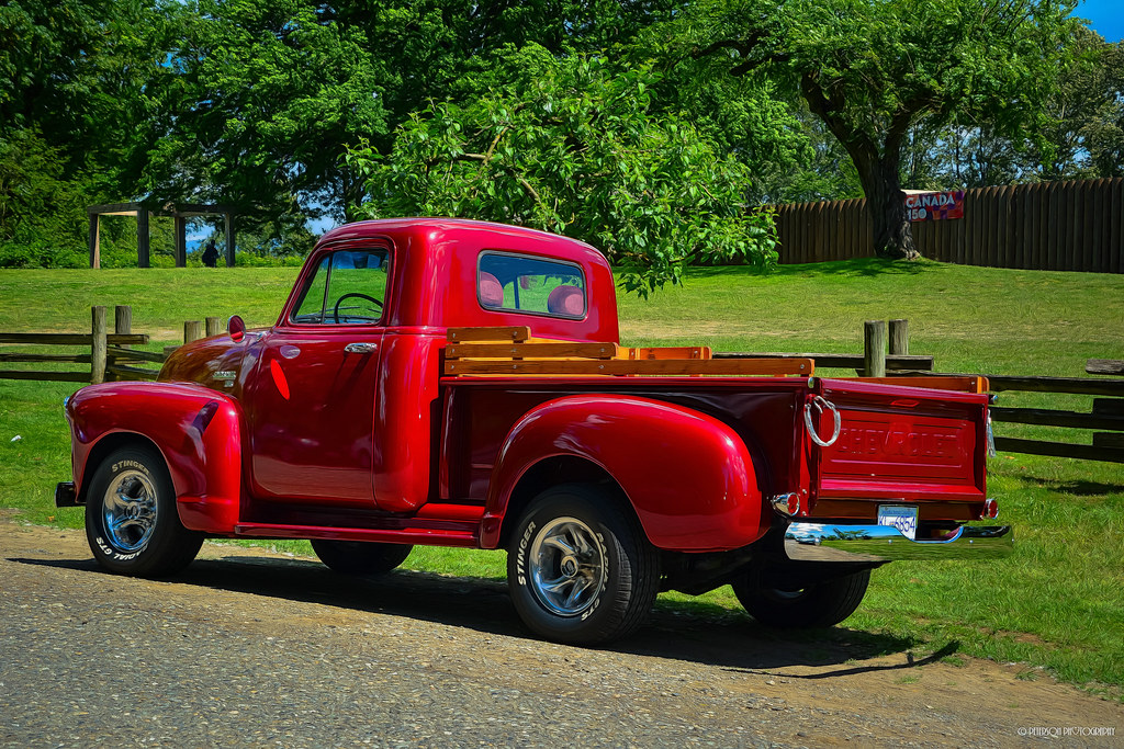 Classic Chevy Trucks For Sale >> Classic Chevy Pickup Truck Fort Langley Bc Canada
