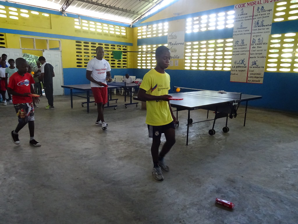 Road to recovery continues, another step forward for Haiti