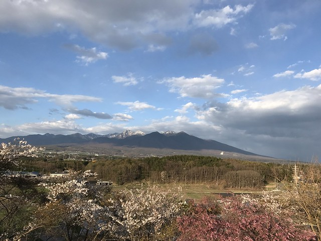 Mt. Yatsugatake-3, Fujimi-15 @Nagano,Apr,2017