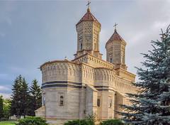The Three Holy Hierarchs Monastery - Iasi, Romania