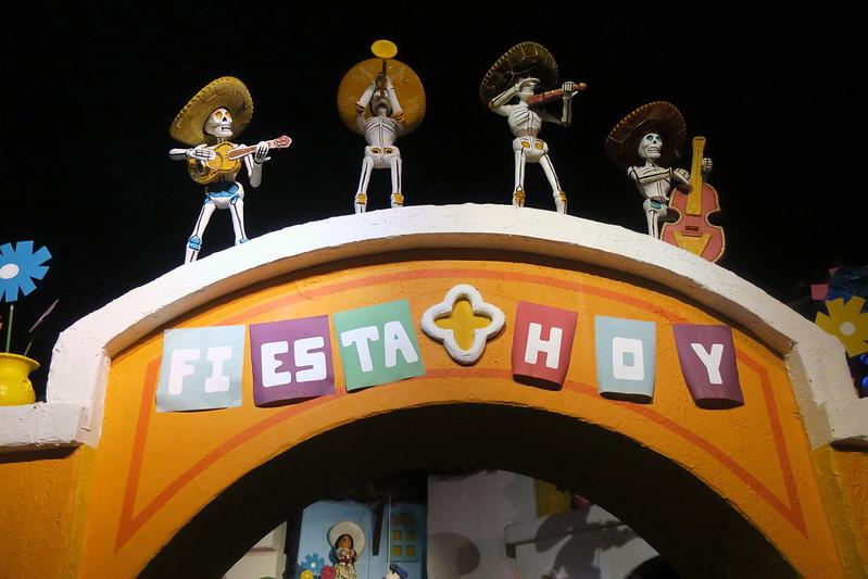 Disney World - Epcot: Mexico Pavilion - Gran Fiesta Tour Starring the Three Caballeros