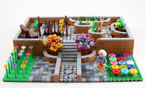 Elsies Colourtastic Garden Updated