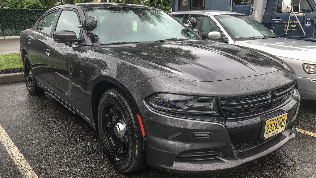 Perth Amboy Police Department Dodge Charger Police Pursuit