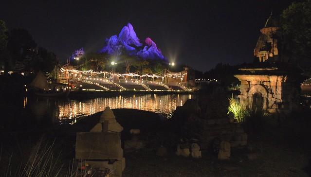 Night at the Forbidden Mountain
