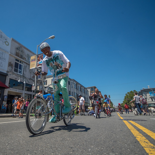 Sunday Streets SF Mission 2017: sunk ending