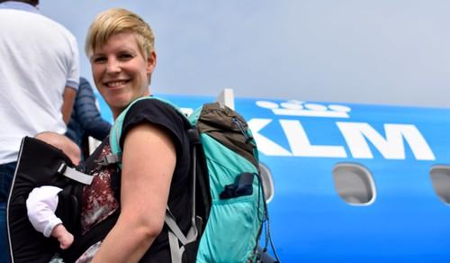 Met Tirza het vliegtuig in!   by tijsopreis