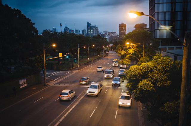 Leica M262 35mm Summilux -- City Road Sydney