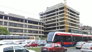 Palata Pravde Ulica Savska Beograd Reconstruction Of The Flickr