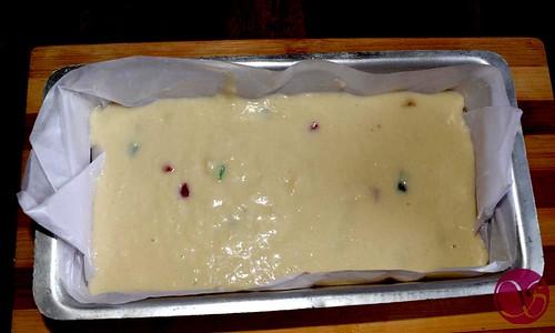 Malai Cake Batter
