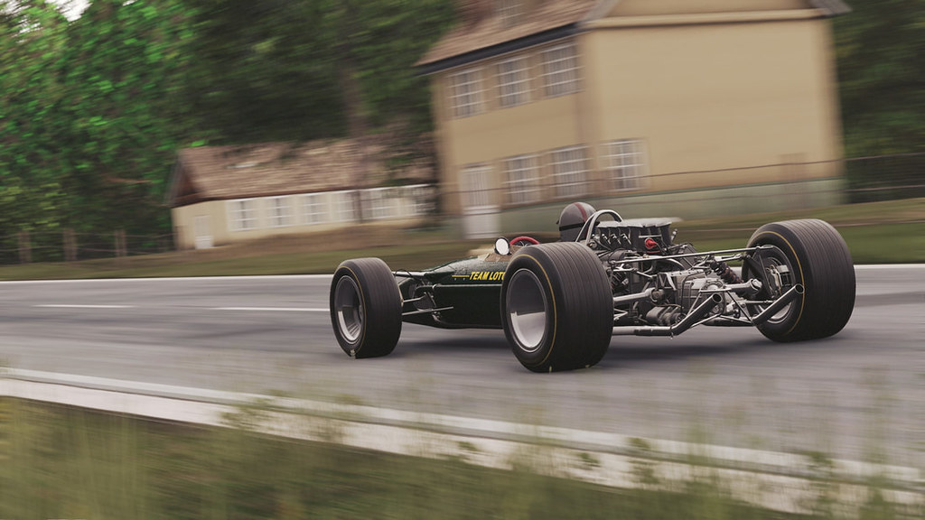 Pcars 2 Classic Spa 6