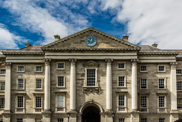 Ireland - Dublin - Trinity College
