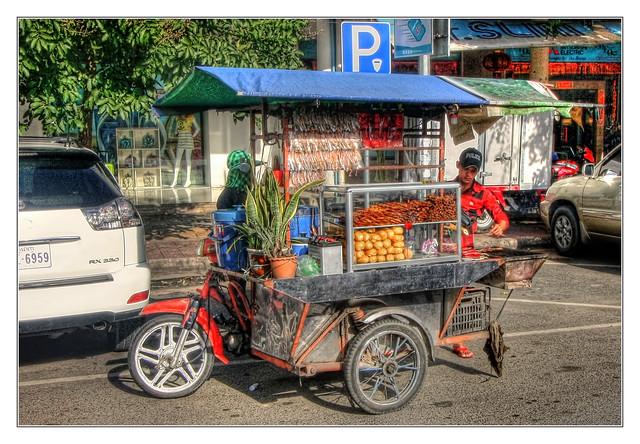 Phnom Penh K -  Food Trike