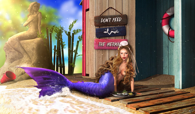 Don't feed the mermaids