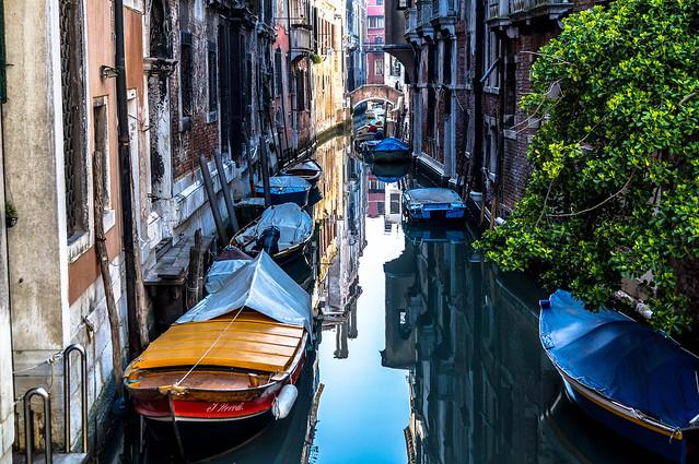 A Venetian Backstreet?