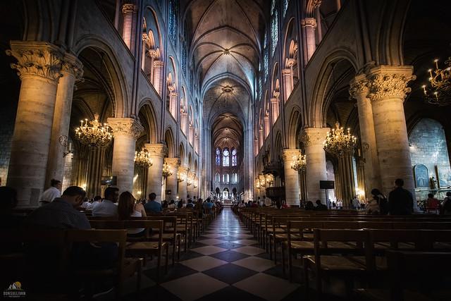 Cathedral de Notre Dame de Paris