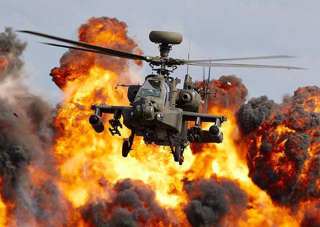 Westland WAH-64D Apache