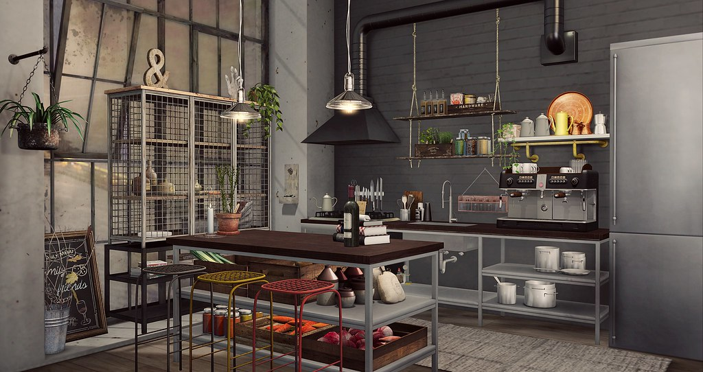 Kitchen Is Where The Love Is Interior Setup Indus