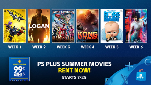 PS Plus Summer Movies | by PlayStation.Blog
