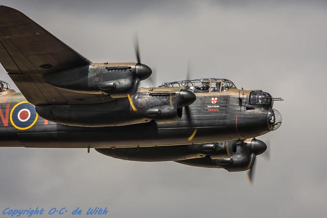 Avro Lancaster MK I -3394