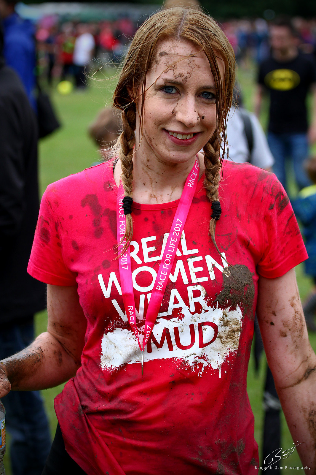 Real Women Wear Mud