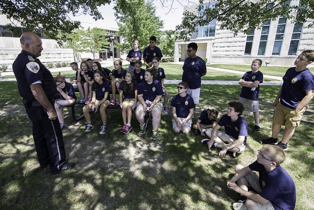 Jr. Police Academy