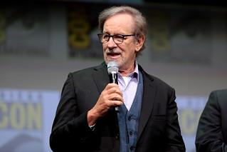 Steven Spielberg | by Gage Skidmore