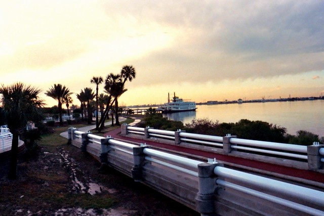 Galveston sunset - HFF