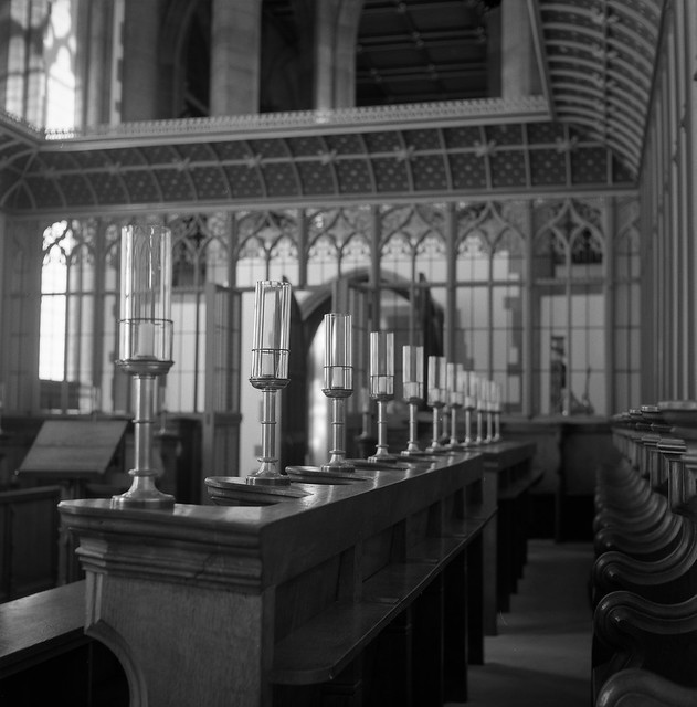 FILM - Sheffield Cathedral