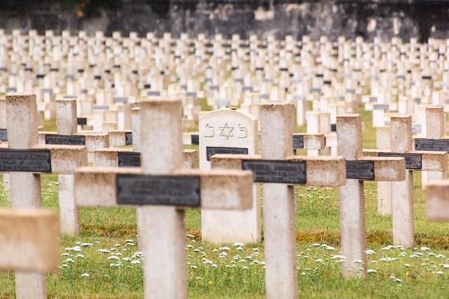 Cimetiere du Vaubourg-Pave - Verdun