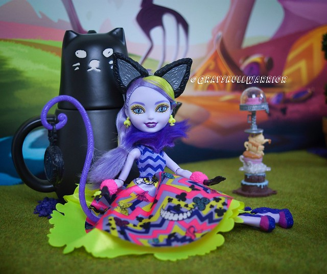 #kittycheshire #kitty #waytoowonderland #everafterhigh