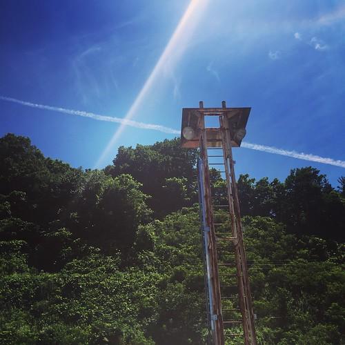 iwate kuji sunshine japan 道の駅 道の駅白樺の里やまがた 久慈 岩手 日本 光 空 sky 青空